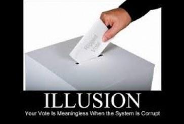استفتاءان في ذمقراطية واحدة