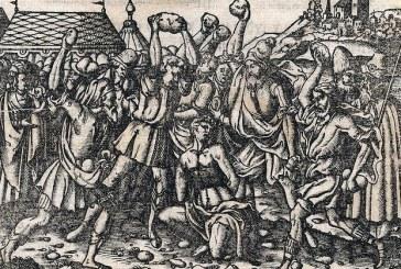 جريمة الرجم بين الفقه والتاريخ وحقوق الإنسان