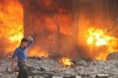 لماذا لا يمكن أن يكون العنف حلا في سوريا