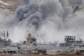 الاعتداءات العسكرية للنظام السوري جريمة ضد الإنسانية