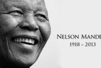 Nelson Mandela will remain with us and among us