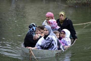 مخاطر العنف في سورية