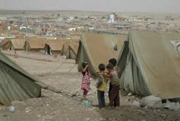 Les Réfugiés palestiniens en Irak