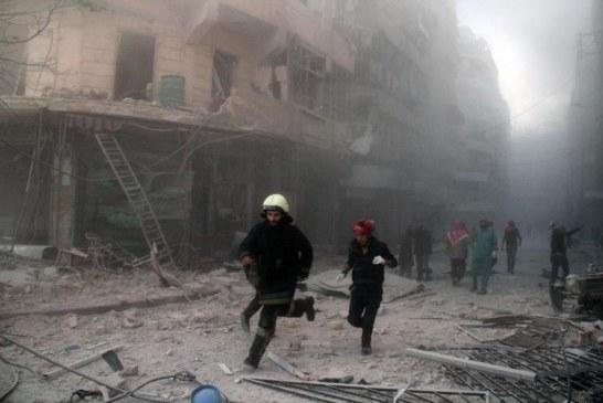 Les bombardements ne doivent renforcer ni Bachar Al Assad ni l'État islamique